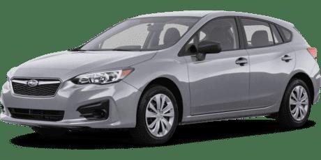 Subaru Impreza 2.0i 5-door Manual