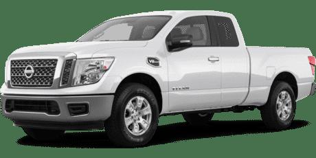 Nissan Titan SV King Cab RWD