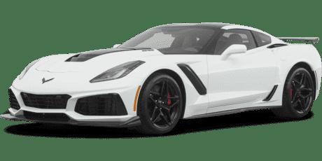 Chevrolet Corvette ZR1 3ZR Coupe