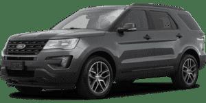 2017 Ford Explorer in Beaverton, OR