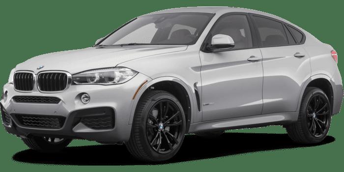 2019 BMW X6 sDrive35i RWD