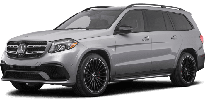 2019 Mercedes-Benz GLS AMG GLS 63 4MATIC SUV
