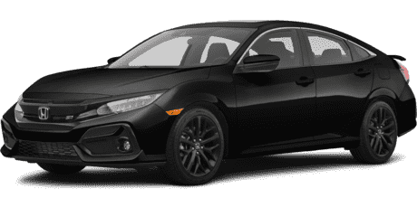 Honda Civic Si Sedan with Summer Tires