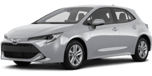 2020 Toyota Corolla Hatchback in Little Rock, AR