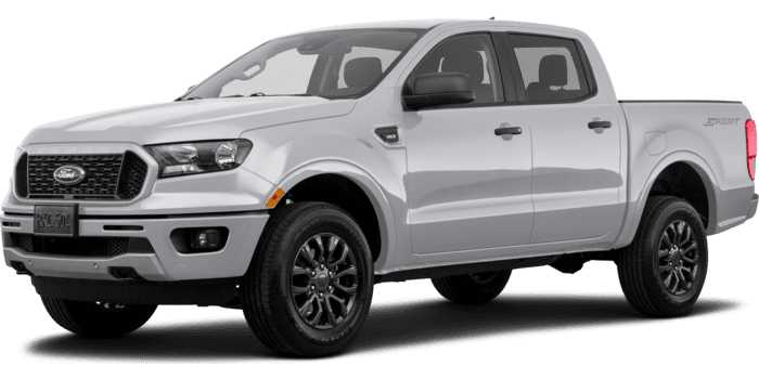 Ford Ranger XLT SuperCrew 5' Box 4WD
