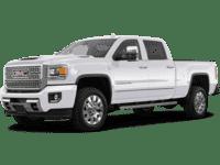 2018 GMC Sierra 2500HD Reviews