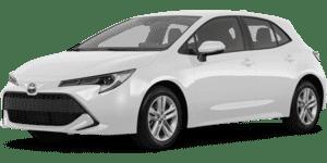 2020 Toyota Corolla Hatchback in Manhattan Beach, CA