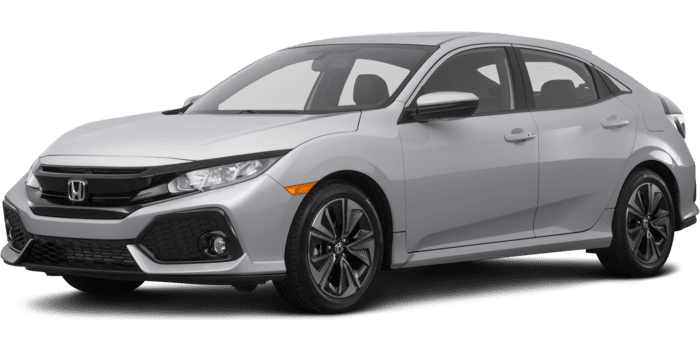 2018 Honda Civic Hatchback Prices Incentives Dealers