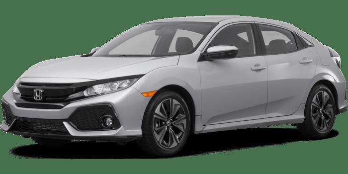 (2800) 2018 Honda Civic Hatchback