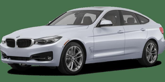 2018 BMW 3 Series 340i xDrive Gran Turismo AWD