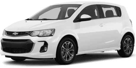 Chevrolet Sonic LT with 1SD Hatchback Automatic