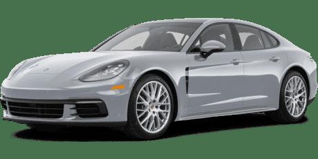 Porsche Panamera RWD