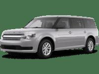 2018 Ford Flex Reviews