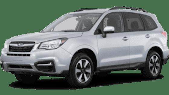 2017 Subaru Forester in Bossier City, LA 1