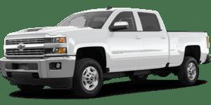 2019 Chevrolet Silverado 2500HD in Tomball, TX
