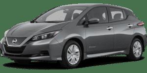 2018 Nissan LEAF in Kirkland, WA