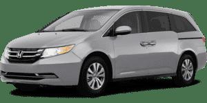 2016 Honda Odyssey in Houston, TX