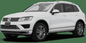 2017 Volkswagen Touareg Prices