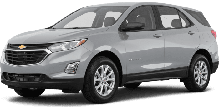 2019 Chevrolet Equinox LS with 1LS AWD