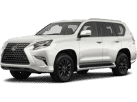 2017 Lexus GX Reviews
