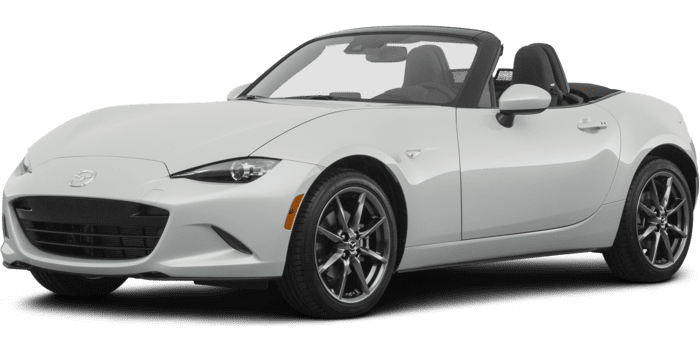 2019 Mazda MX-5 Miata Grand Touring Manual