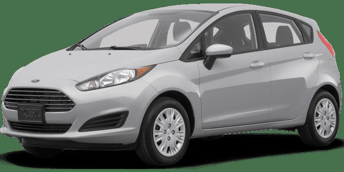 2018 Ford Fiesta Titanium Hatch