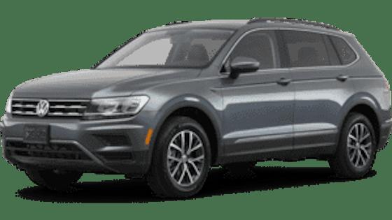 2021 Volkswagen Tiguan in Bossier City, LA 1