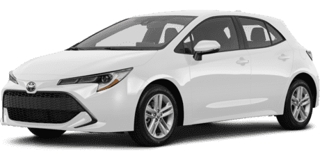 Toyota Corolla Hatchback SE CVT