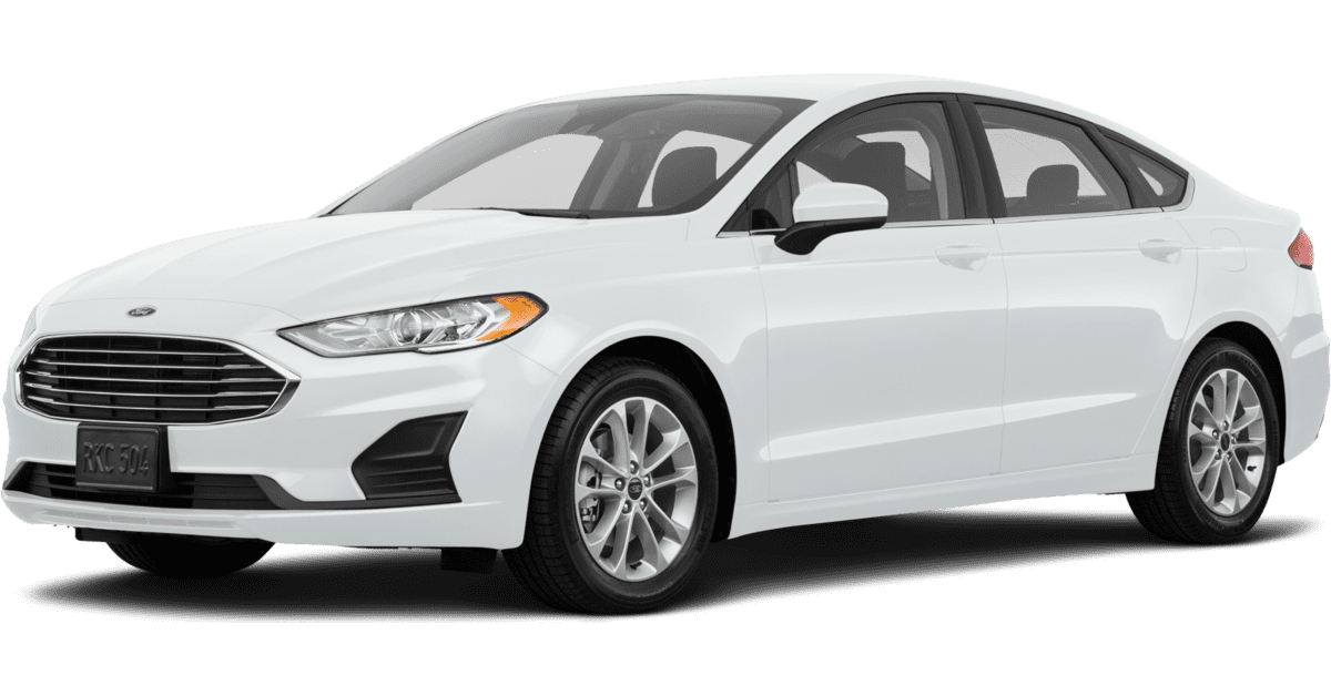 2019 Ford Fusion Prices Reviews Incentives Truecar