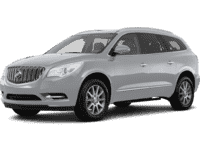 2017 Buick Enclave Reviews