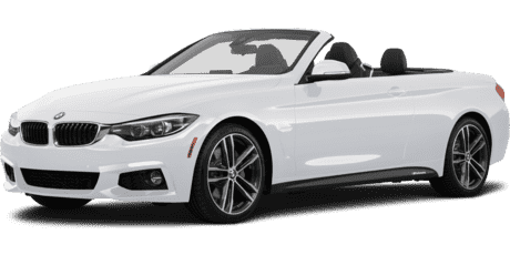 BMW 4 Series 440i Convertible RWD