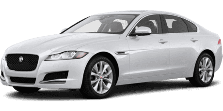 Jaguar XF Portfolio Limited Edition Sedan 30t RWD