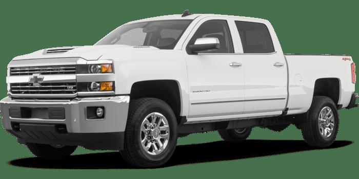 2019 Chevrolet Silverado 2500hd Prices Incentives Dealers Truecar