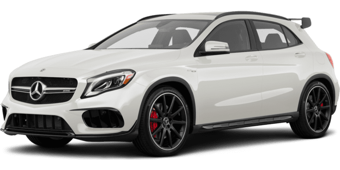 (1075) 2018 Mercedes Benz GLA
