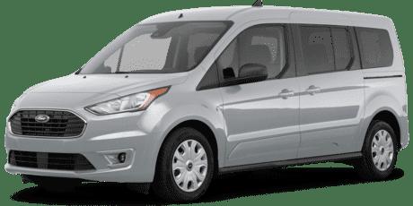 2020 Ford Transit Connect Wagon XL with Rear Symmetrical Doors LWB