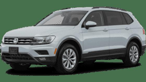 2019 Volkswagen Tiguan in Bossier City, LA 1