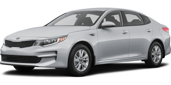 Elegant (606) 2018 Kia Optima