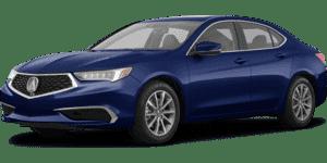 2020 Acura TLX in Valencia, CA