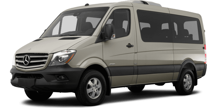 2017 mercedes benz sprinter passenger van prices in valley for Mercedes benz sprinter passenger