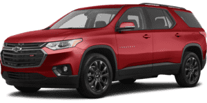 2020 Chevrolet Traverse in Denison, TX