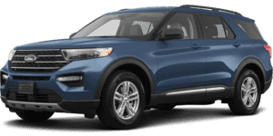 2020 Ford Explorer in Half Moon Bay, CA