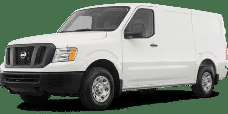 Nissan NV Cargo NV3500 HD Standard Roof V8 S