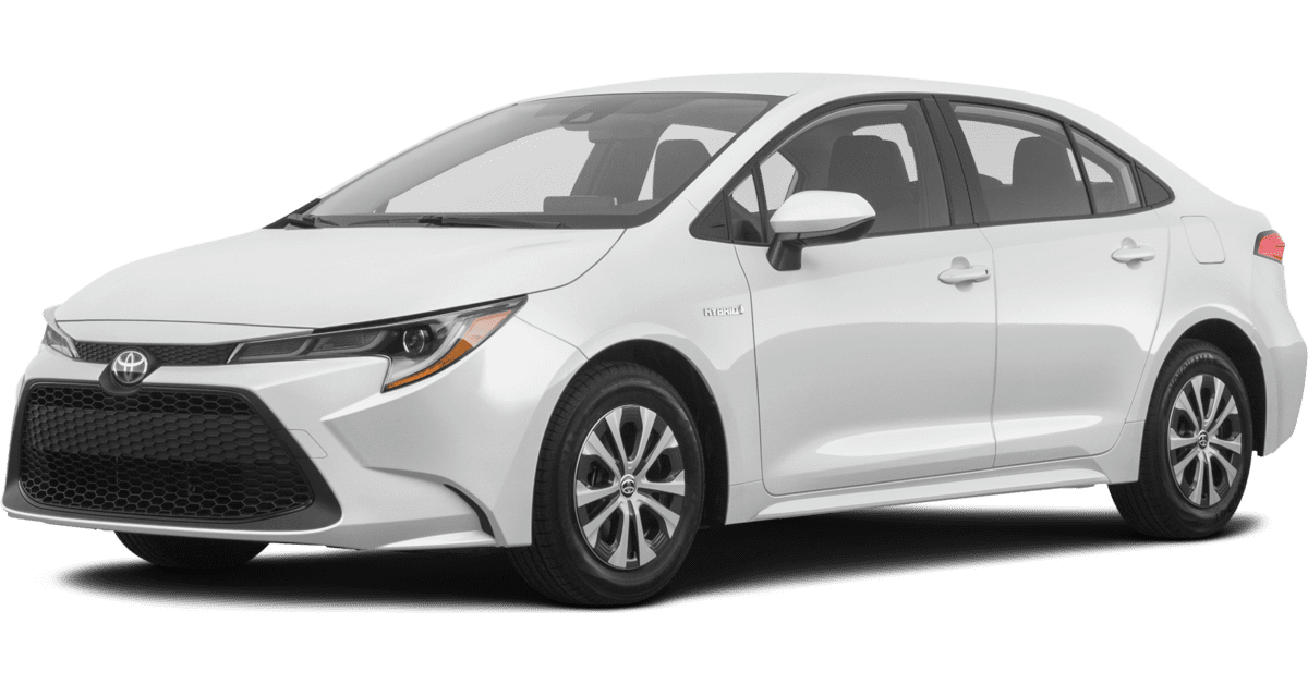 Toyota Corolla Size >> 2020 Toyota Corolla Prices Reviews Incentives Truecar