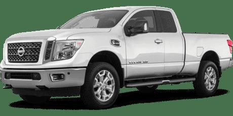 Nissan Titan XD PRO-4X King Cab Gas 4WD