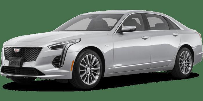 2019 Cadillac CT6 Platinum 3.0T AWD