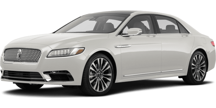 2018 Lincoln Continental Prices Incentives Dealers Truecar
