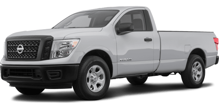 Nissan Titan SV Single Cab 4WD