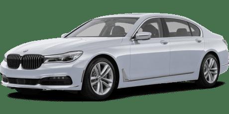 BMW 7 Series 750i RWD