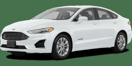 Ford Fusion Hybrid SEL FWD