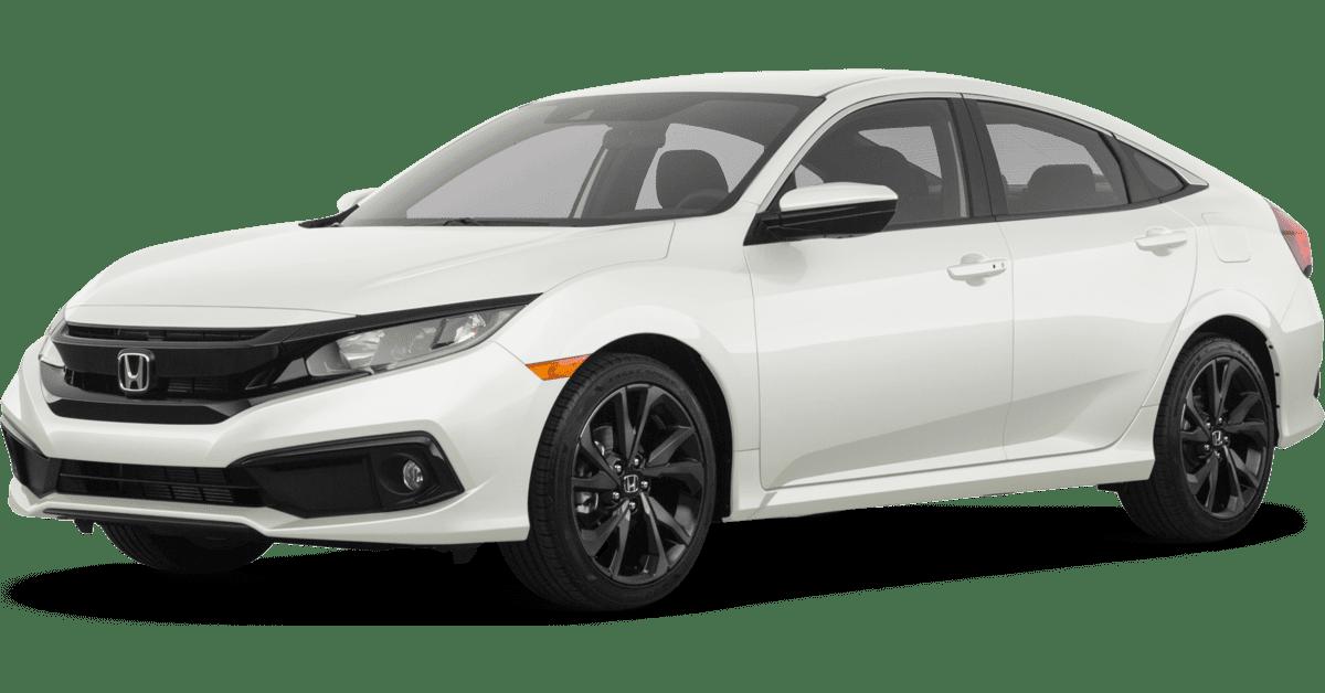 2021 Honda Civic Prices Incentives Truecar